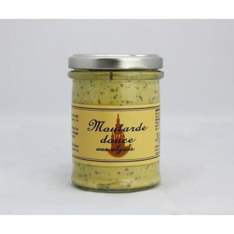 Moutarde douce aux algues 200G