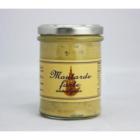 Moutarde forte aux algues 200G