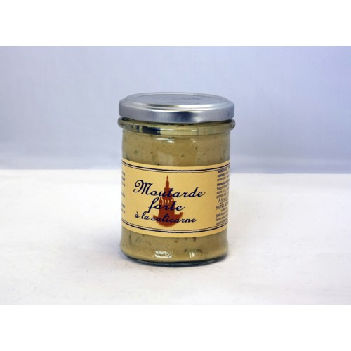 Moutarde forte salicorne 200G