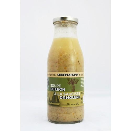 Soupe du Léon saucisse 500ml