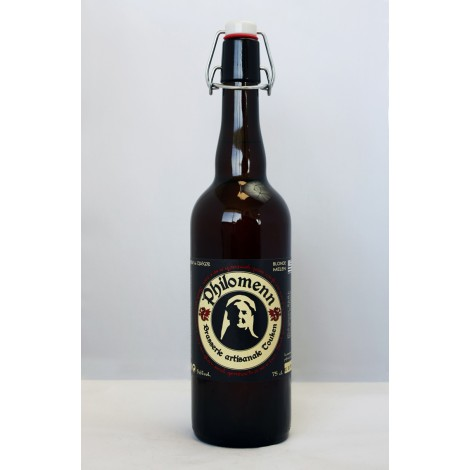 BIERE PHILOMENN BLONDE 75CL
